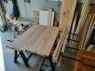 Stół jesionowy 2
